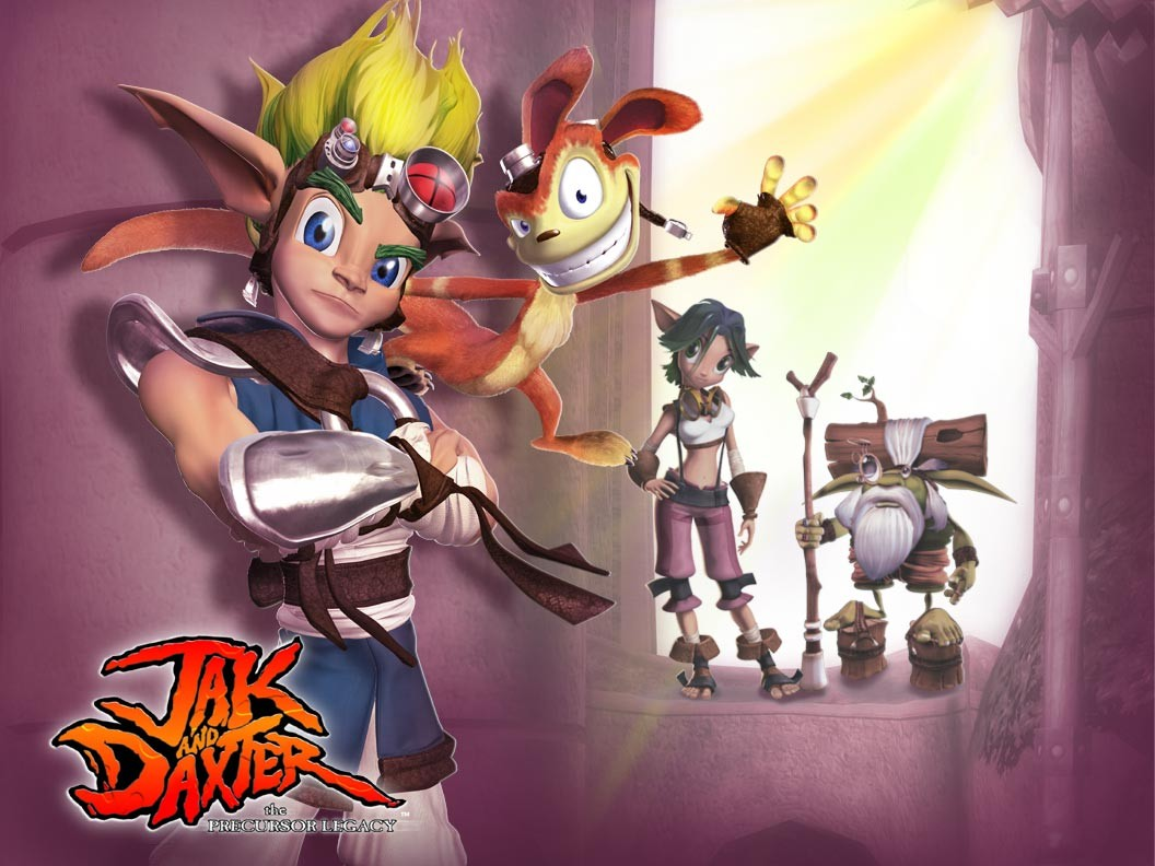 Jak and Daxter Screenshot 4