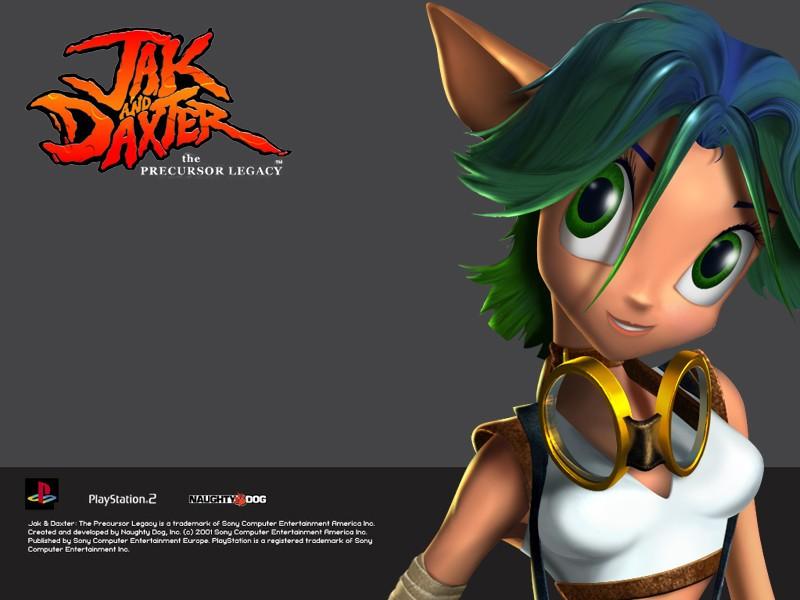 Jak And Daxter Wallpaper 12835797: Download Jak Daxter Wallpapers