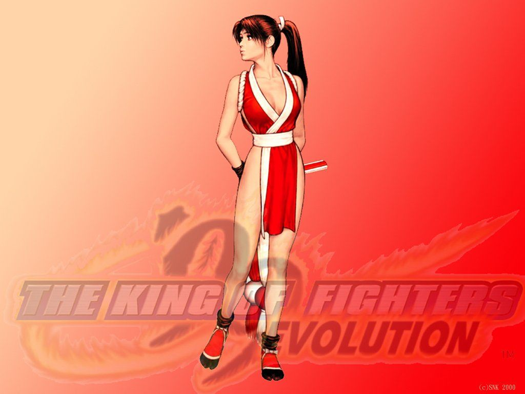 King Of Fighters Wallpapers Galerry Wallpaper