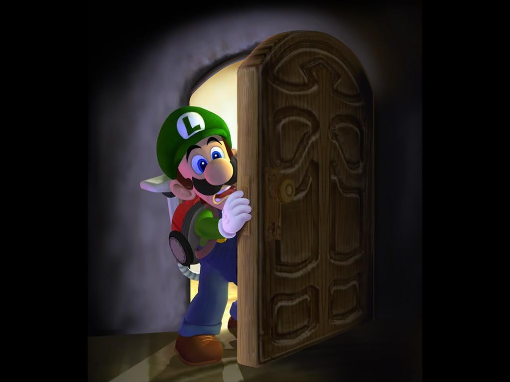 Luigis Mansion wallpaper, 800 x 600 · 1024 x 768