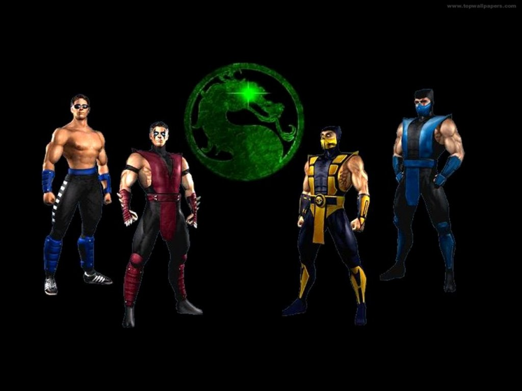 D And D Trailers >> Mortal Kombat Wallpapers - Download Mortal Kombat ...