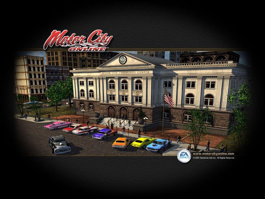 Motor City Online Wallpapers Download Motor City Online