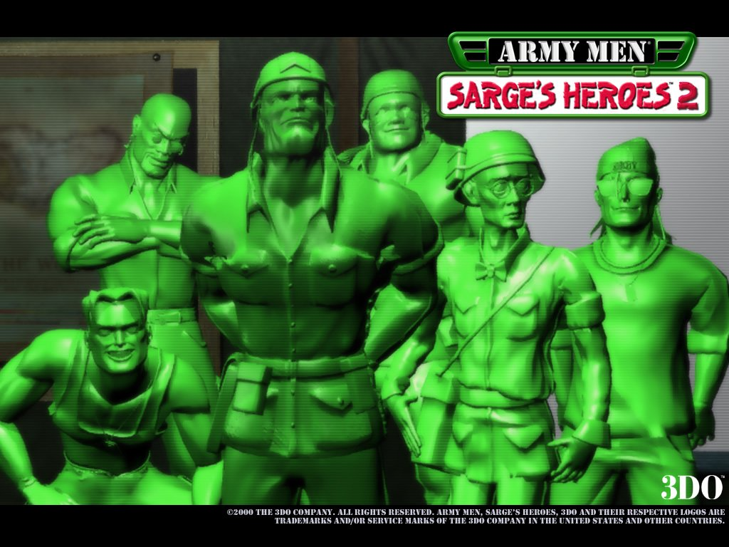 Army Men Wallpapers
