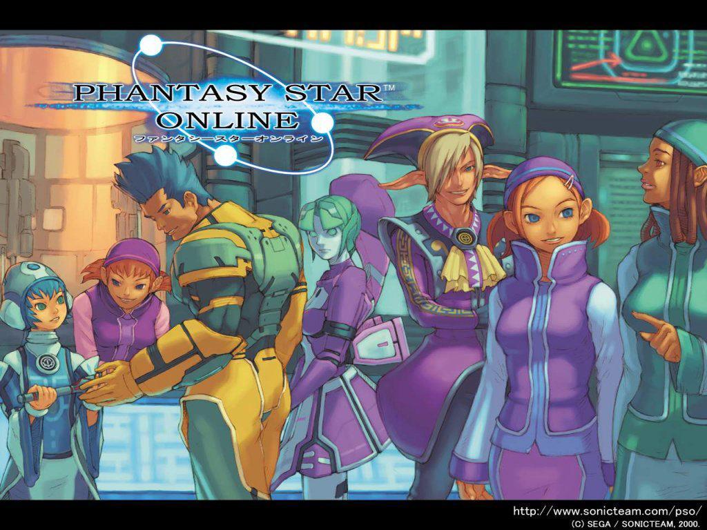 Phantasy Star Online 2 Wallpaper: Phantasy Star Online Wallpapers