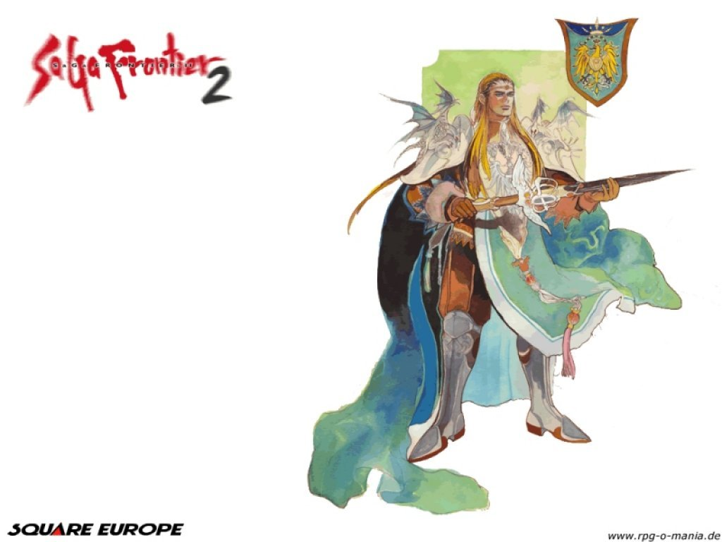 Saga Frontier 2 Wallpapers Download Saga Frontier 2