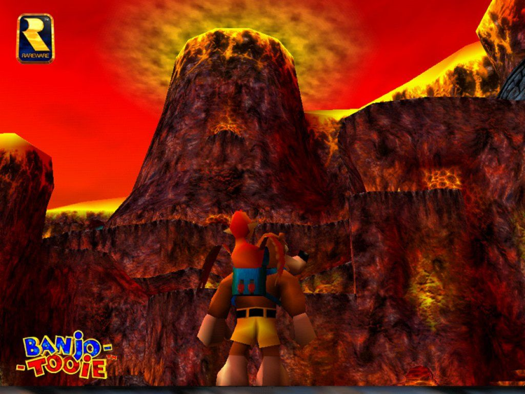 banjo tooie wallpapers download banjo tooie wallpapers