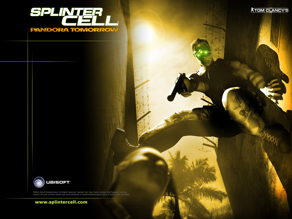D And D Trailers >> Splinter Cell Wallpapers - Download Splinter Cell Wallpapers - Splinter Cell Desktop Wallpapers ...