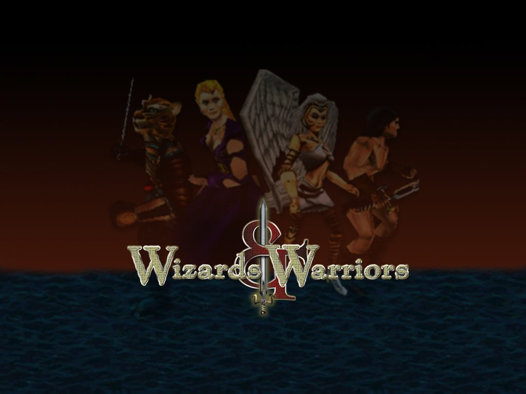 Wizards and warriors wallpapers download wizards and for Wizards warriors
