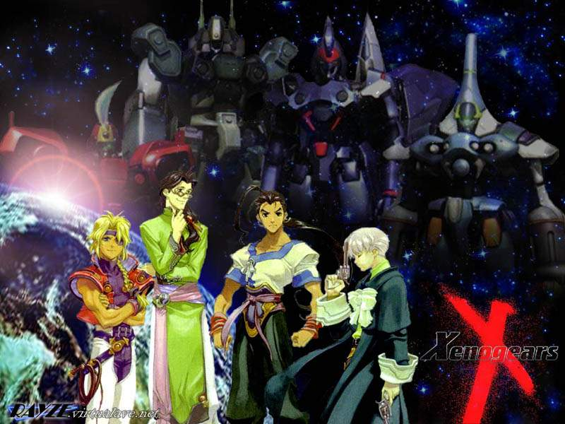 1024 x 768Xenogears Wallpaper