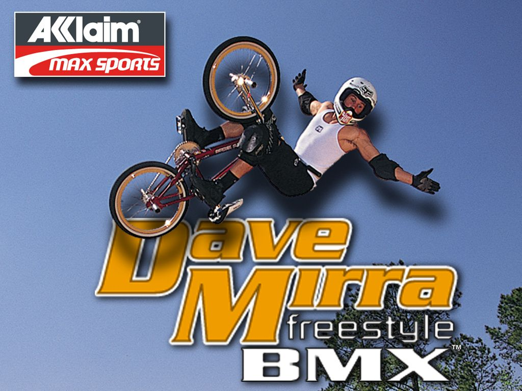 Dave Mirra Freestyle Bmx Wallpapers Download Dave Mirra