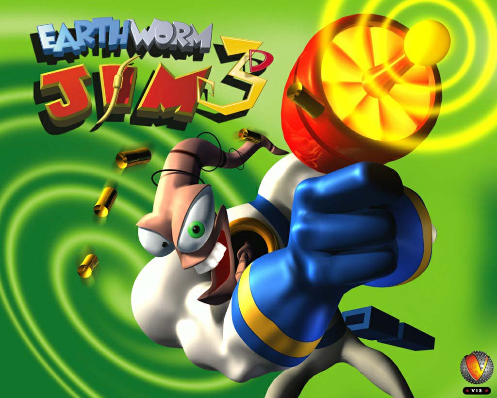 Earthworm Jim Wallpapers - Download Earthworm Jim Wallpapers ...