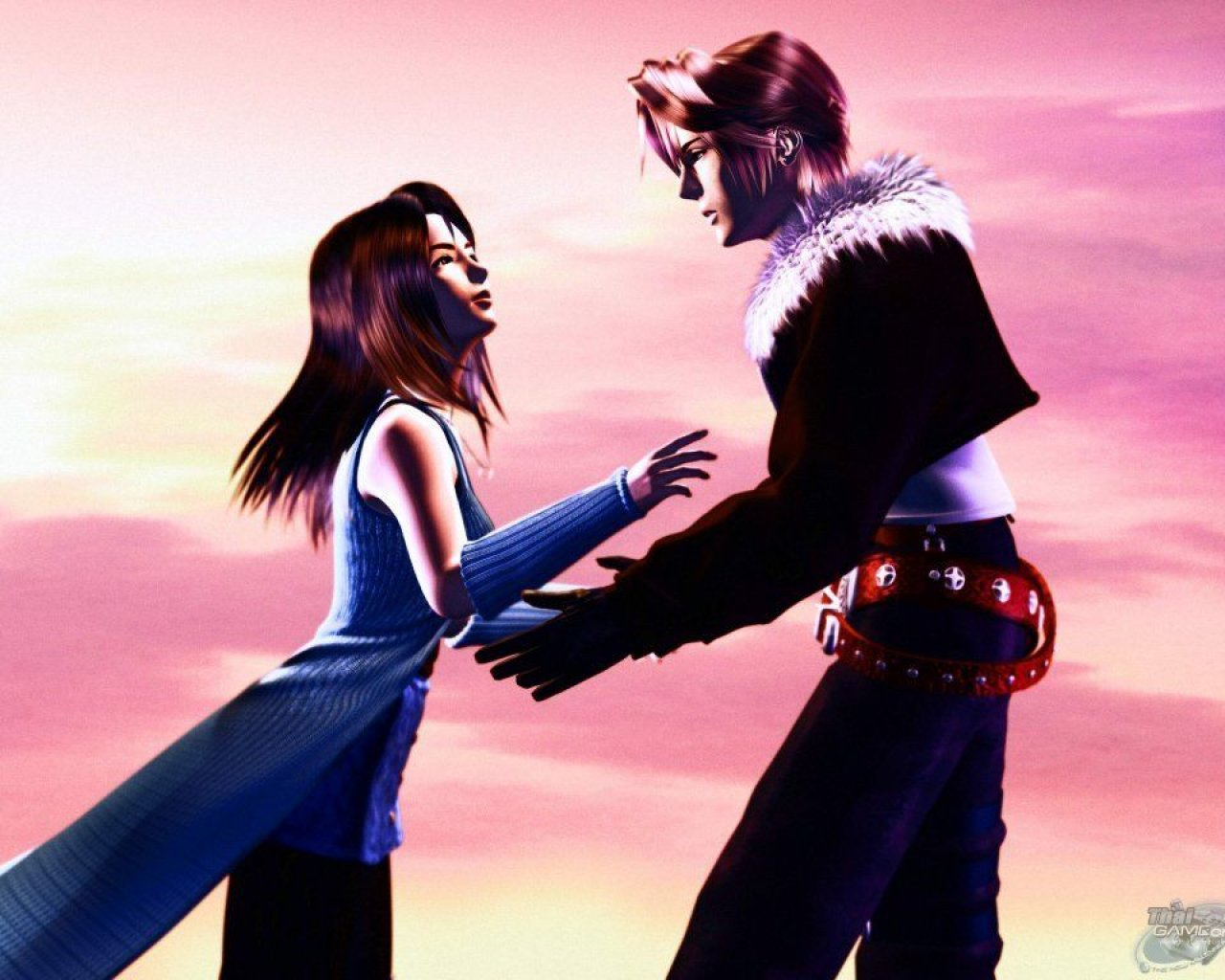 Final Fantasy 8 Wallpapers - Download Final Fantasy 8 Wallpapers ... Final Fantasy Rinoa And Squall