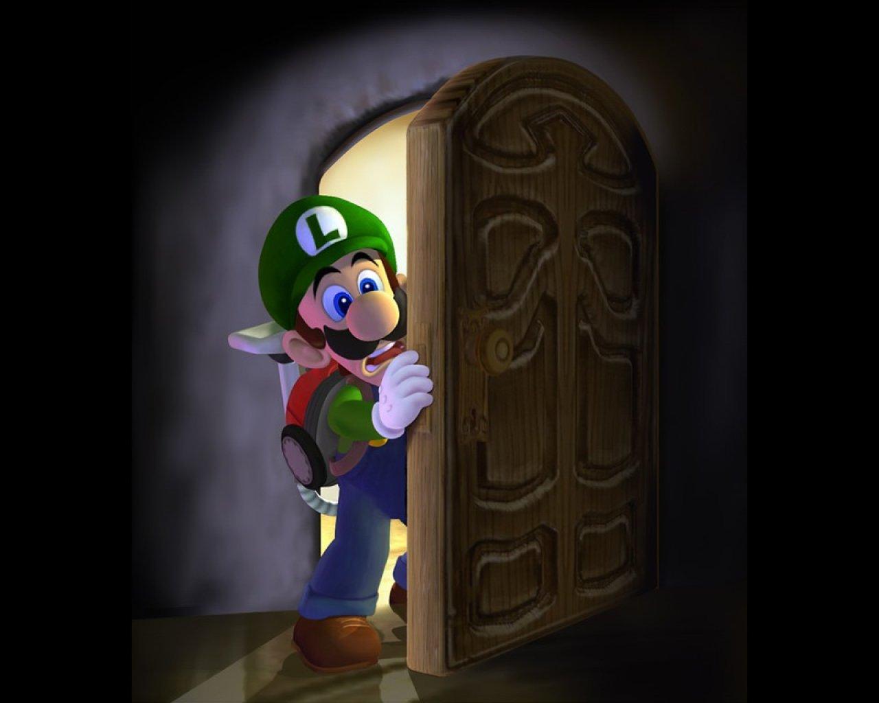 Luigis Mansion Wallpapers Download Luigis Mansion