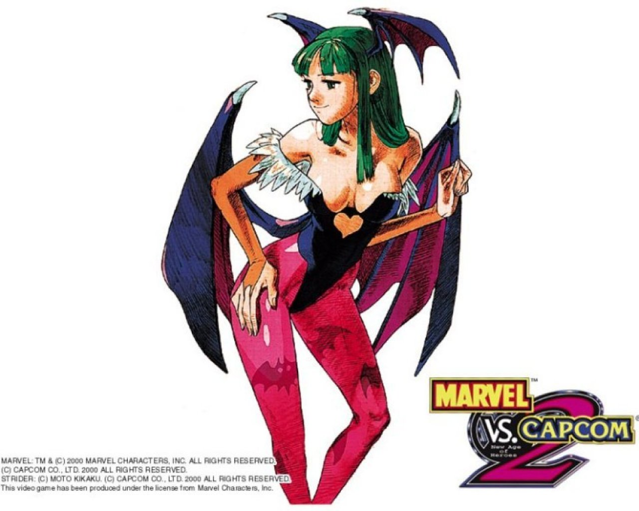 Capcom Wallpapers - Marvel vs. Capcom Desktop Wallpapers in High Resolution