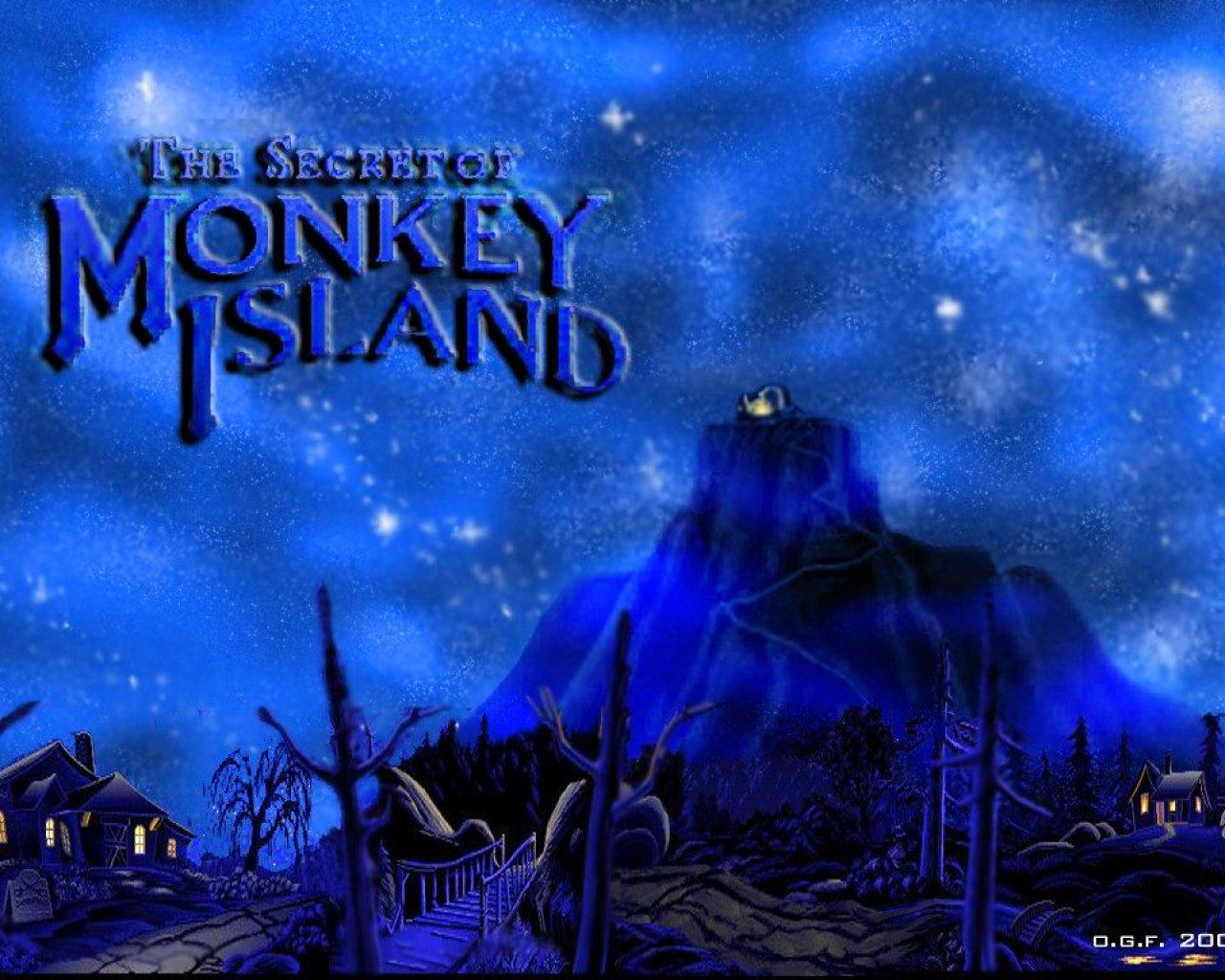 Monkey Island Wallpaper