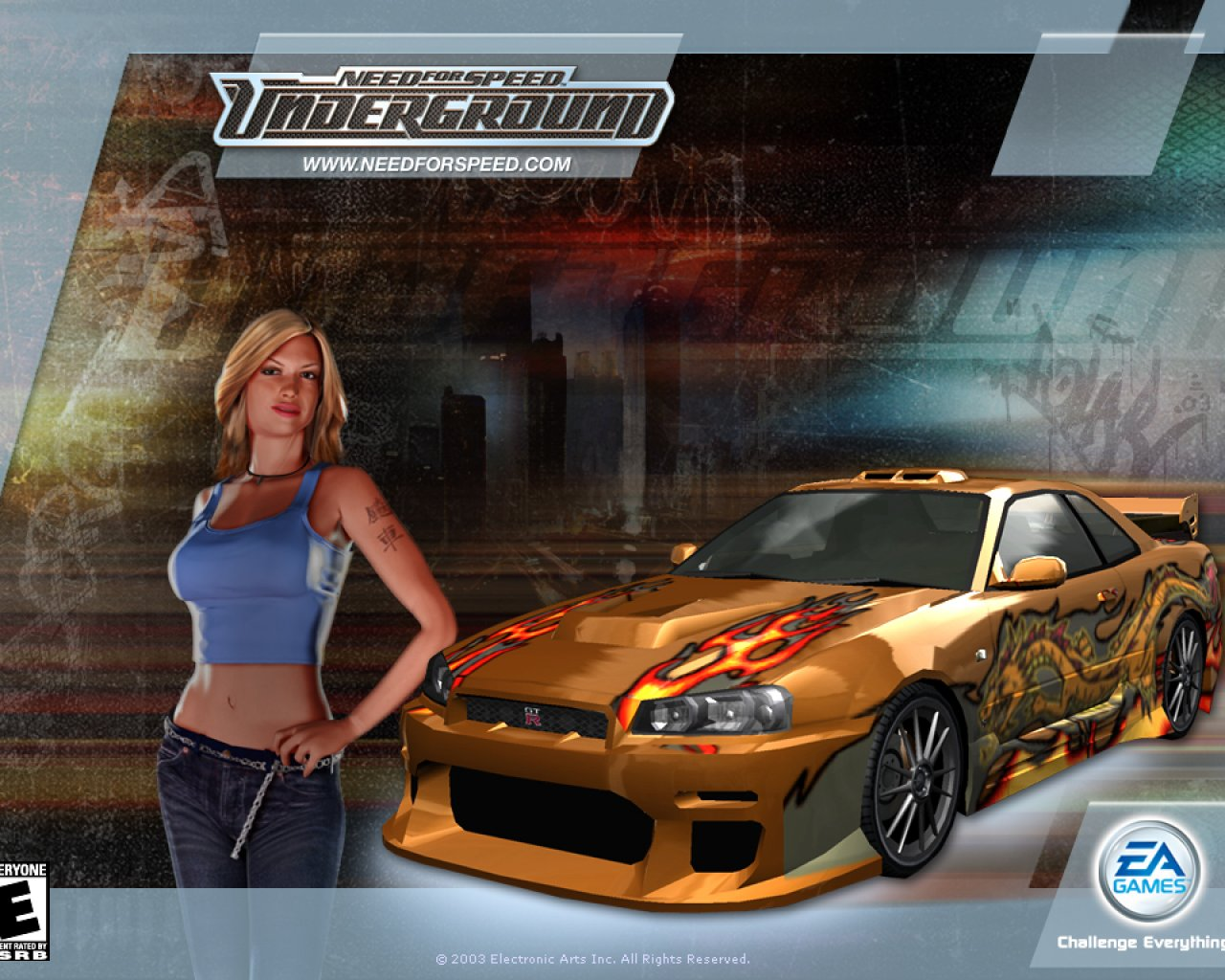 Need For Speed Underground Wallpapers Download Need For Speed