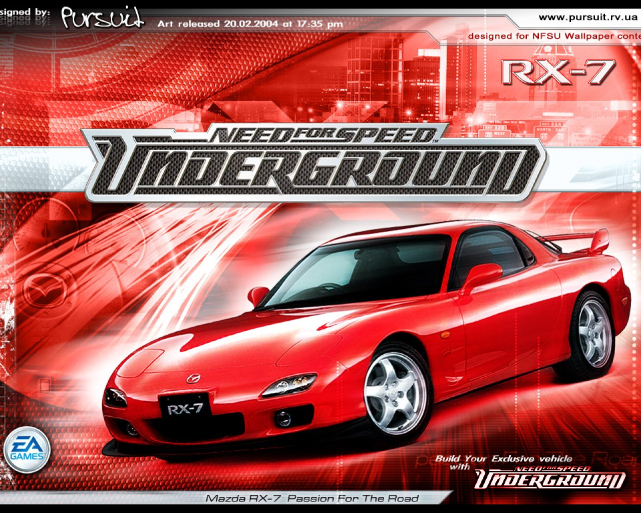 Need for speed underground wallpapers download need for - Need for speed underground 1 wallpaper ...