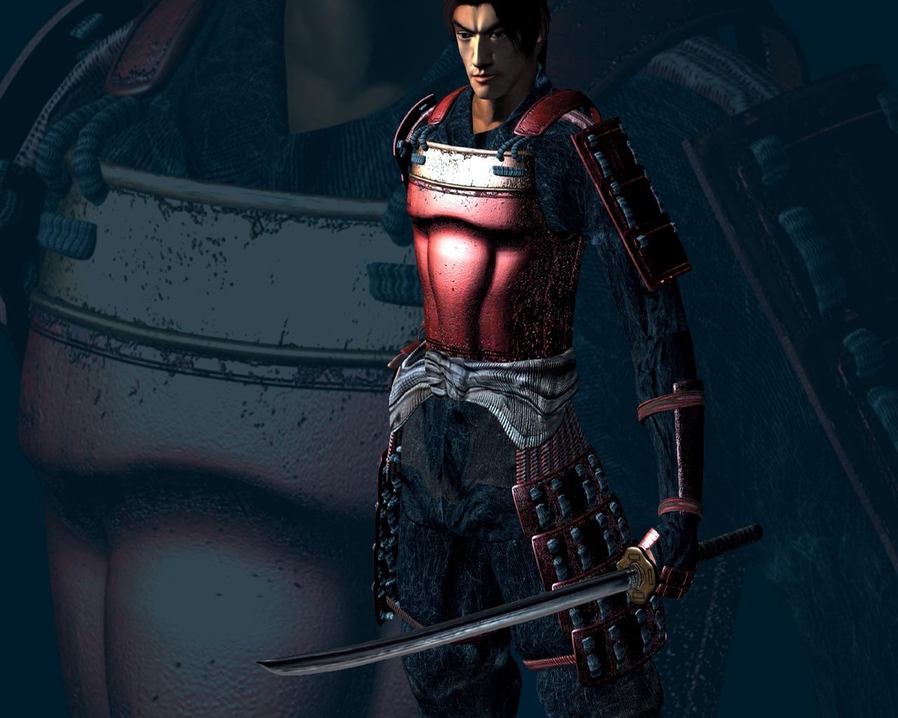 onimusha warlords manner