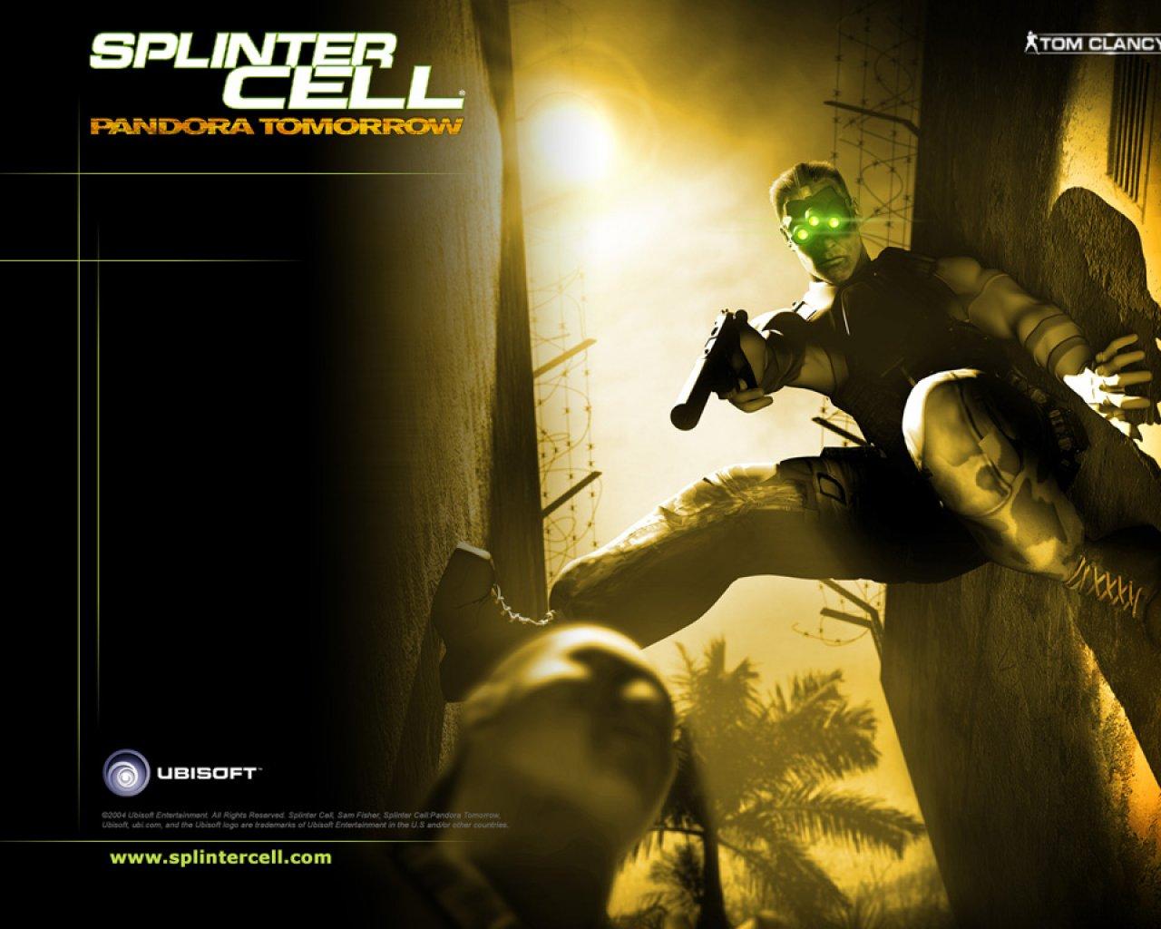 Splinter Cell Wallpapers - Download Splinter Cell ...