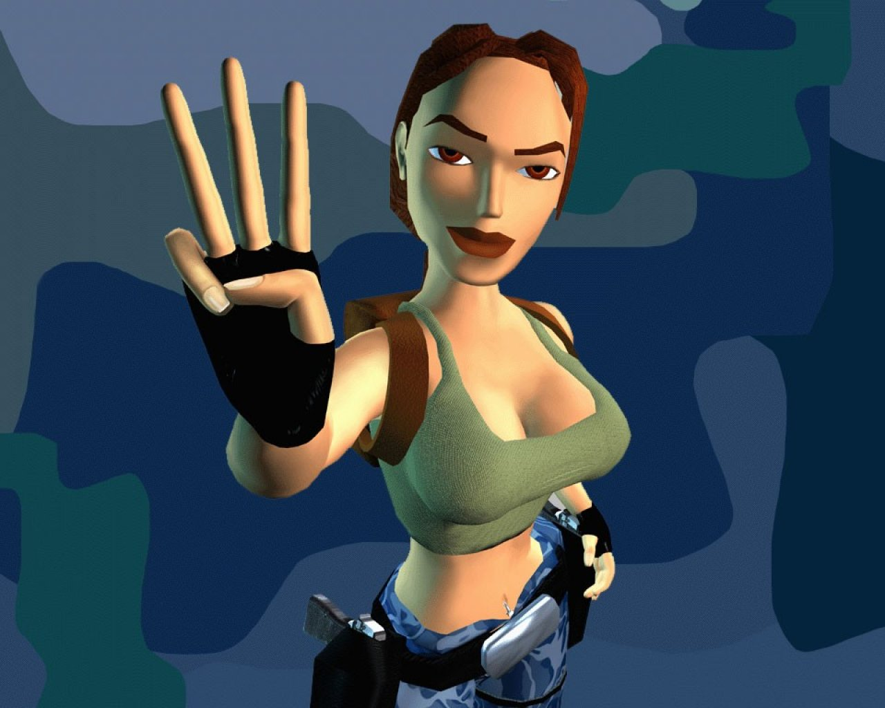 Lara croft old game adult download