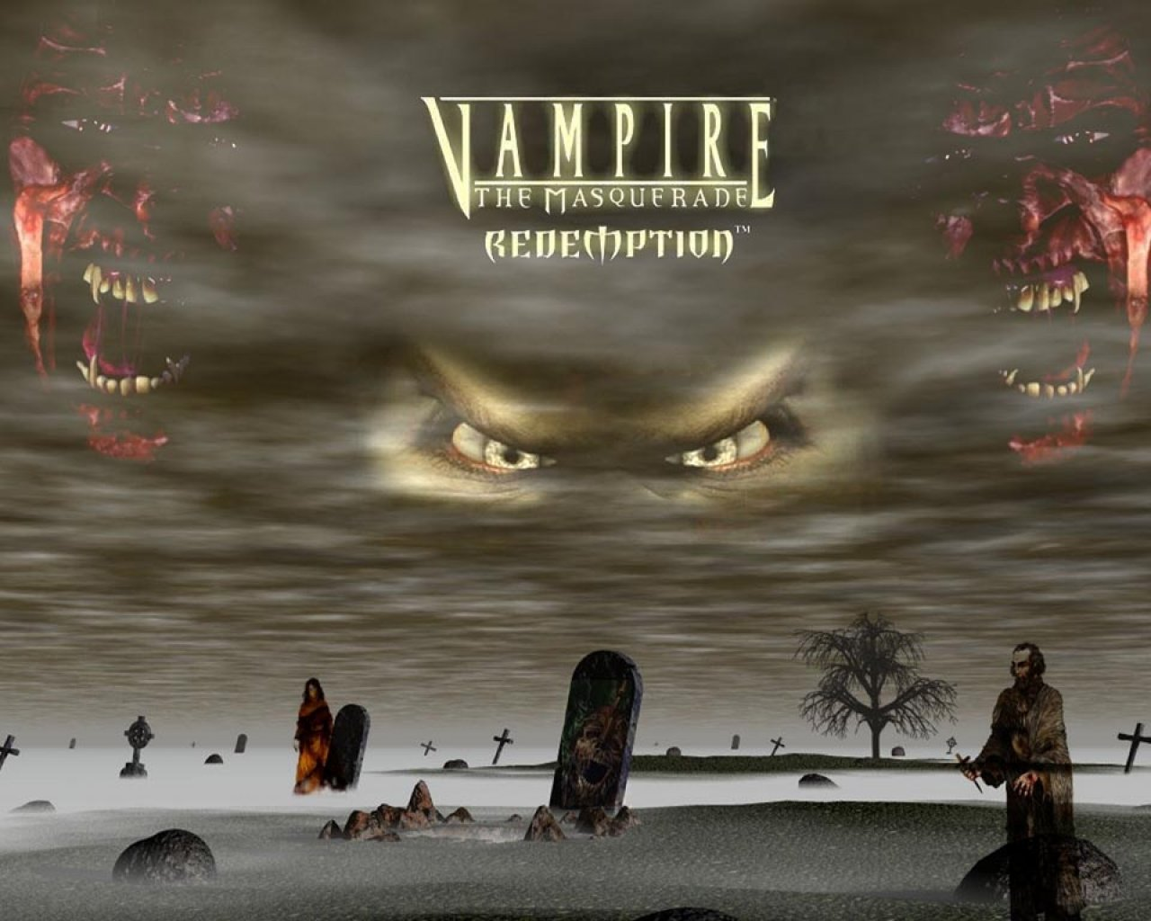 Vampire The Masquerade Backgrounds: Download Vampire Wallpapers