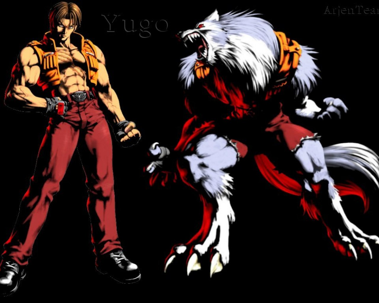 Bloody roar hentain erotic photo