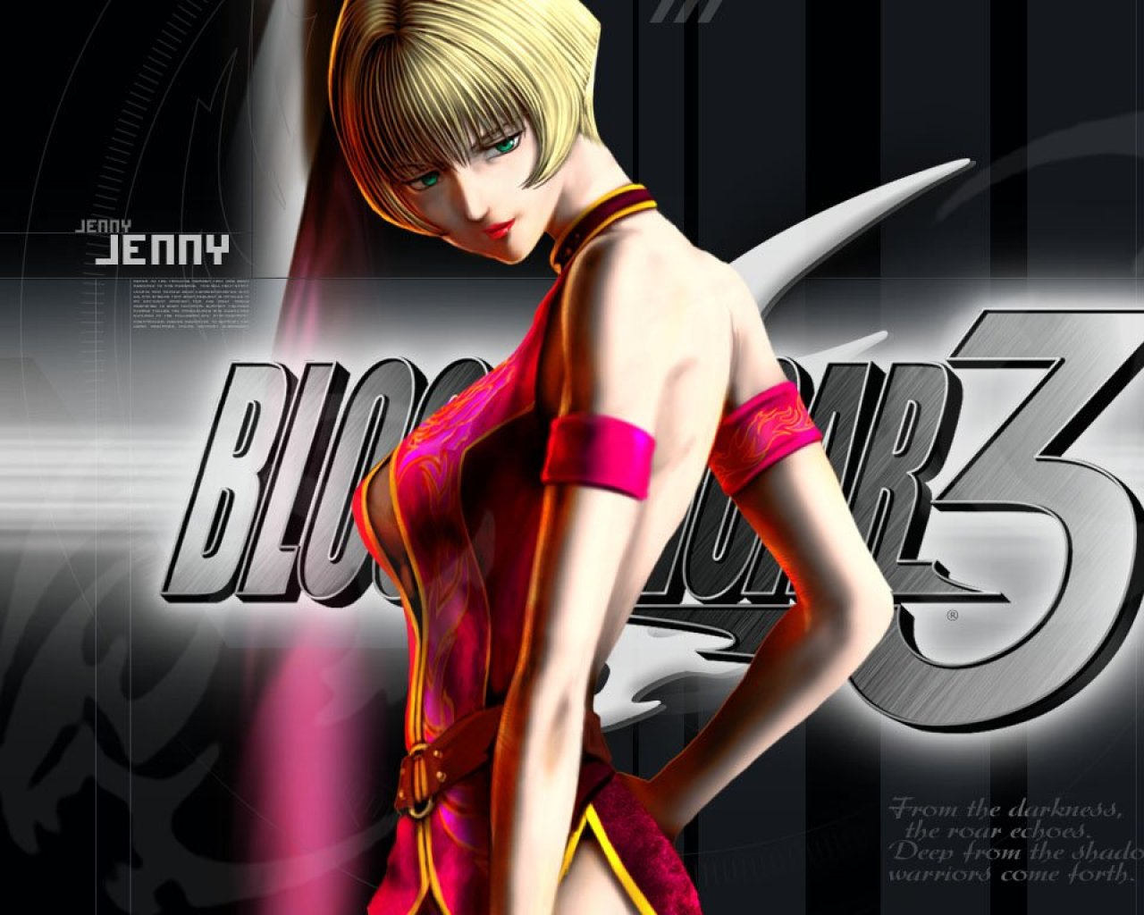 Bloody roar jenny fucked porn video download adult movie