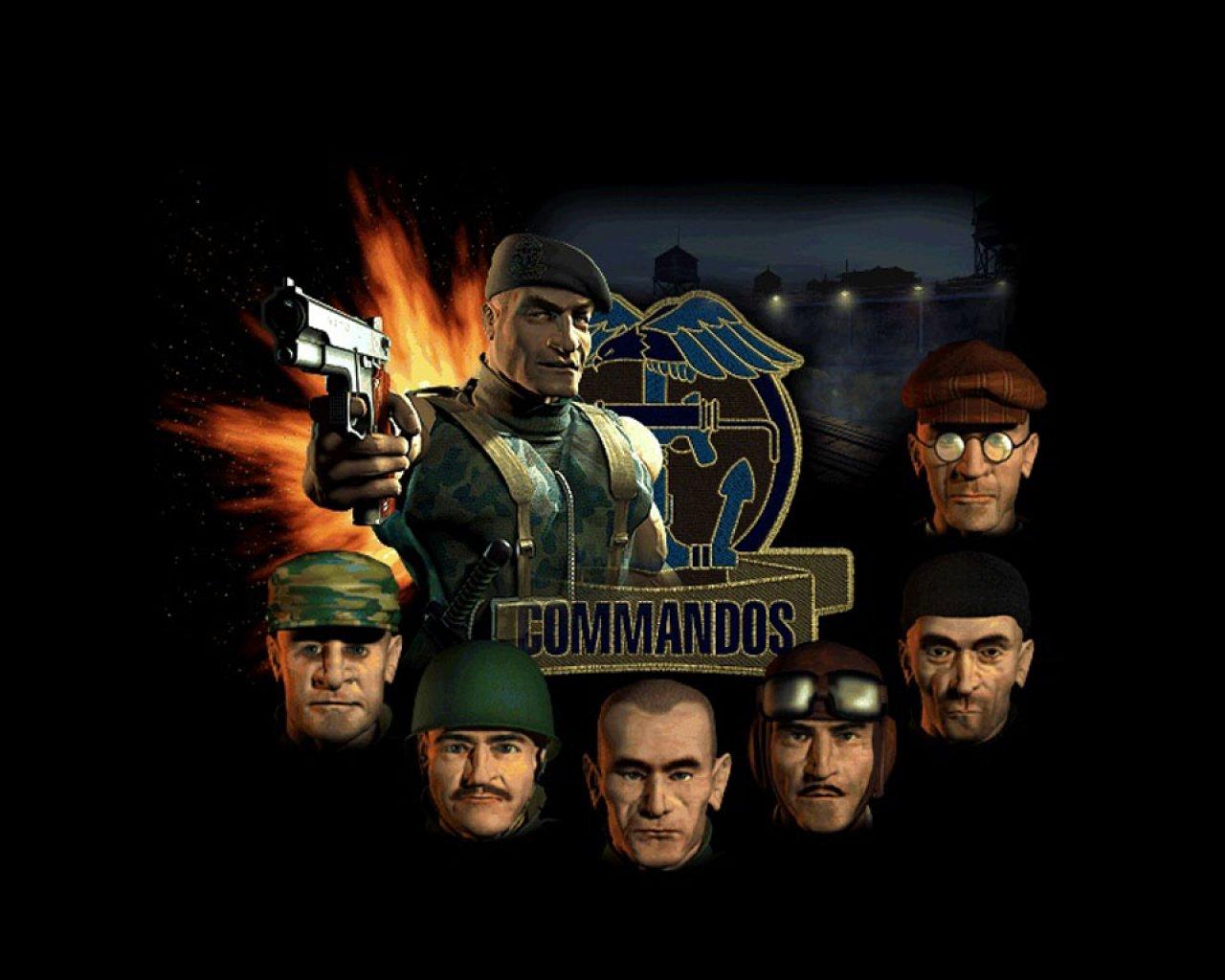 Comandos 1 [Español] [Full]