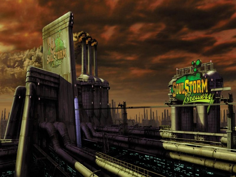 oddworld wallpaper. Oddworld Wallpapers - Download Oddworld Wallpapers - Oddworld Desktop