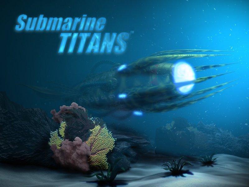 ���� ��������� submarine titans ������ ���������