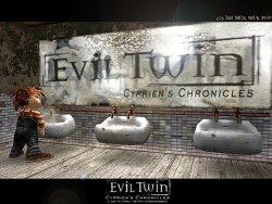 Evil Twin wallpaper