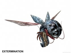 Extermination wallpaper