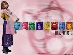 Final Fantasy 10 wallpaper