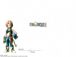Final Fantasy 9 wallpaper