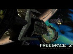 Freespace wallpaper