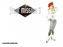 Front Mission3 wallpaper