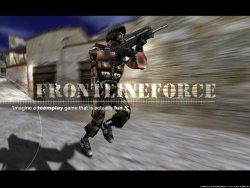 Frontline Force wallpaper