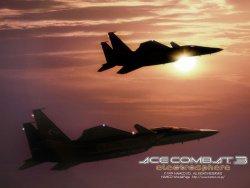 Ace Combat3 wallpaper