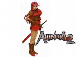 Alundra wallpaper