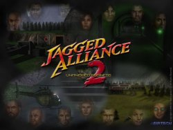 Jagged Alliance wallpaper