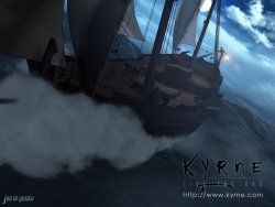 Kyrne wallpaper