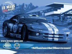 Le Mans wallpaper