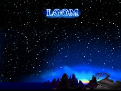 Loom wallpaper