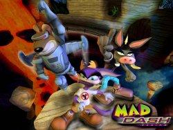 Mad Dash Racing wallpaper