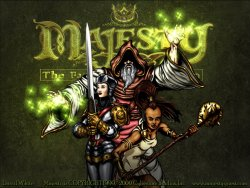 Majesty wallpaper