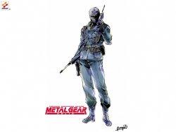 Metal Gear Solid wallpaper