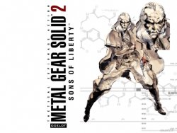Metal Gear Solid wallpaper