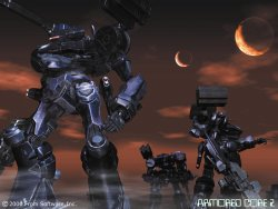 Armored Core2 wallpaper