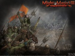 Might and Magic wallpaper