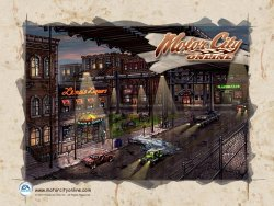 Motor City Online wallpaper